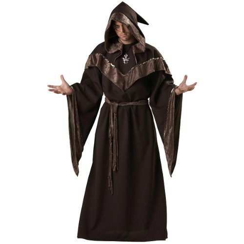 Mystic Sorcerer Costume - X-Large - Chest Size 46-48