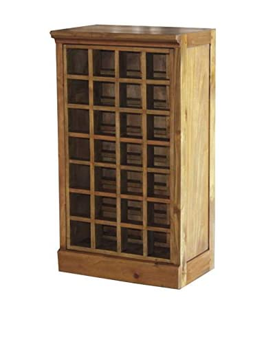Jeffan Napa Wine Cabinet Top, Natural