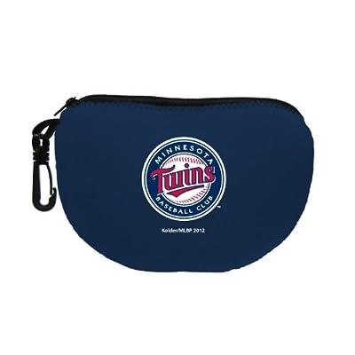 MLB Minnesota Twins Grab Bag-Electronics Cable Bag