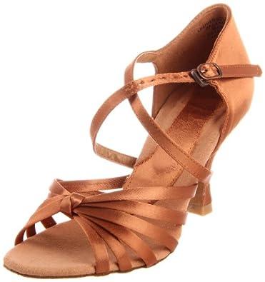 Buy Capezio Ladies Dancesport Tatiana 2.5 Inch Dance Shoe by Capezio