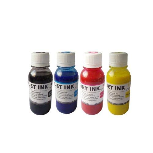 Anti-UV Sublimation Ink for Epson(non-OEM) Refillable Cartridges, CISS / Heat Transfer, 400ml for Epson Stylus: C68, C88, C88+, CX3800, CX3810, CX4200, CX4800, CX5800F, CX7800
