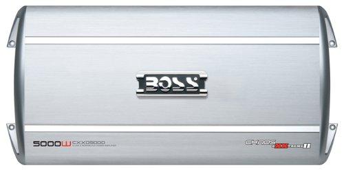 Boss Class D Monoblock Amplifier 5000W Max
