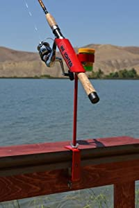 Minifighter x 3 fishing rod holder fishing for Amazon fishing rod holders