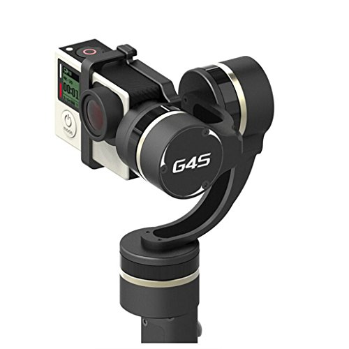 Feiyu Tech G4S 4 Modes 360 ° Portable Stabilisateur Poignée Support 3-Axis Gimbal Cardan Caméra pour Gopro Hero 4 Gopro Hero 3+ Gopro Hero 3