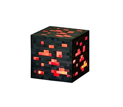 Minecraft Redstone Ore by Think Geek by ThinkGeek