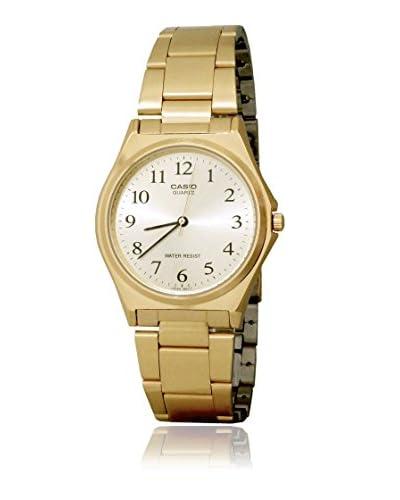 Casio Reloj con movimiento cuarzo japonés Mtp-1130N-9B Dorado 34.00  mm
