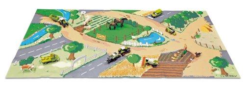 norev-tappeto-da-gioco-farmer-1-trattore-mini-jet-1-rimorchio-mini-jet