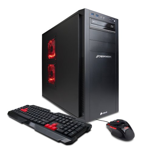 CyberpowerPC Gamer Ultra GUA460 Desktop