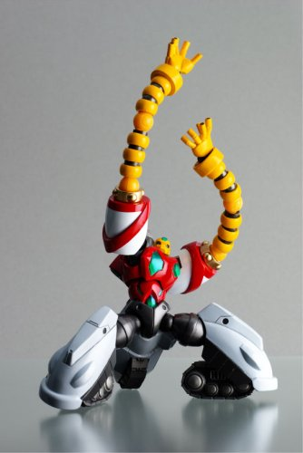 Shin Getter Kaiyodo Revoltech Super Poseable Action Figure Shin Getter 3