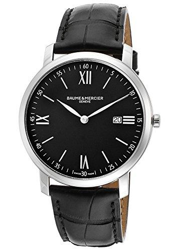 baume-mercier-classima-homme-39mm-date-mineral-verre-montre-moa10098