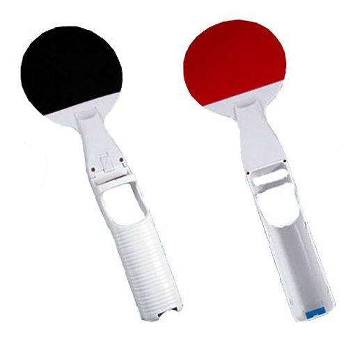 2 X Nintendo Wii Ping Pong bat for Table Tennis Game UK