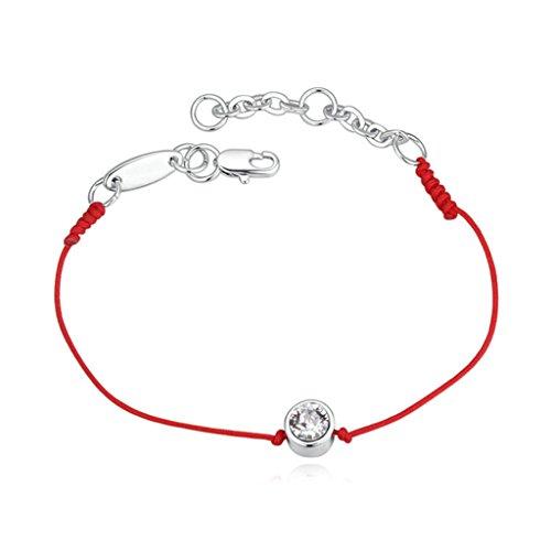 a0e17150d77349 Adisaer Plaqué Or Bracelet de Cheville Femme ...