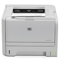 HP LaserJet Printer Monochrome (P2035)