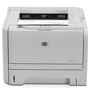 HP LaserJet Printer Monochrome (P2035)