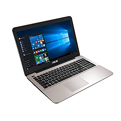 Asus A555LF-XX262T 15.6-inch Laptop (Core i3-5010U/4GB/1TB/Windows 10/2GB Graphics), Matte Black with Silver
