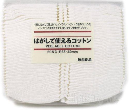 muji-japan-4-layers-facial-cotton-pad-60-sheets