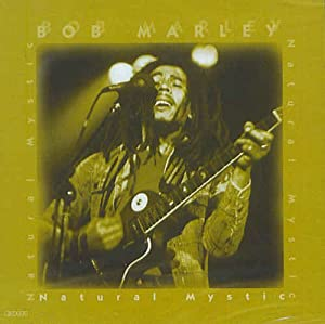 Bob Marley - Natural Mystic (England Import CD)