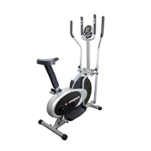Buy Confidence Pro Model 2 in 1 Elliptical Cross Trainer & Exercise Bike by Confidence