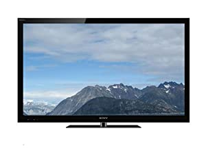 Sony BRAVIA KDL55NX810 55-Inch 1080p 240 Hz 3D-Ready LED HDTV, Black (2010 Model)