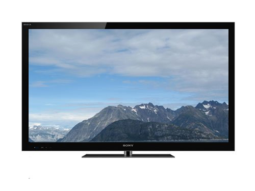 Sony BRAVIA KDL46NX810 46-Inch 1080p 240  Hz 3D-Ready LED HDTV, Black