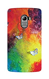 ZAPCASE PRINTED BACK COVER FOR Lenovo K4 Note