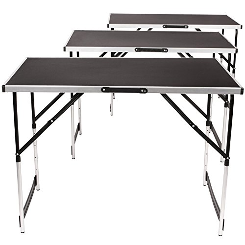 Tavolo estraibile tavolo pieghevole tavolo da lavoro set for Amazon tavoli
