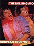 ROLLING STONES 1982 CONCERT TOUR PROGRAM BOOK Amazon.com