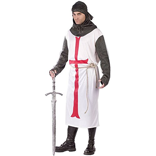 Templar Knight Adult Costume - One Size