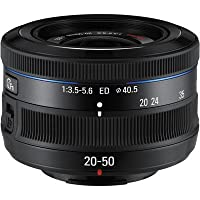 Samsung Ultra compact 20-50mm zoom Lens for NX Series Cameras by Samsung