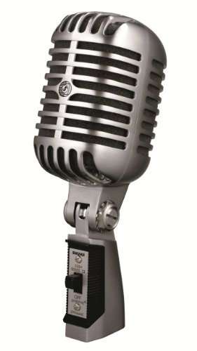 Shure 55SH Series II Iconic Unidyne Vocal Microphone
