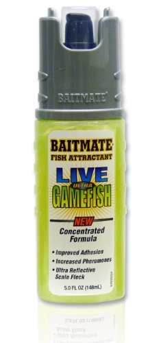 Baitmate Live Gamefish Scent Fish Attractant,
