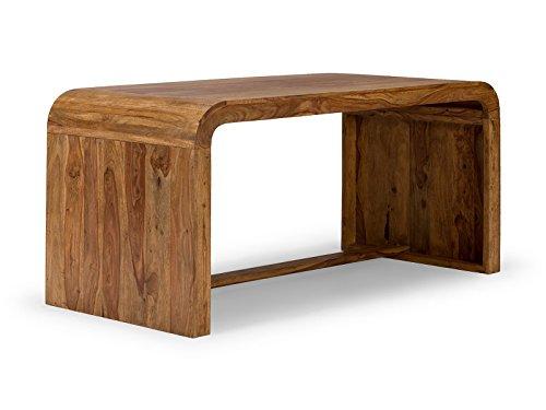 Schreibtisch-aus-massivem-Palisander-Cabera