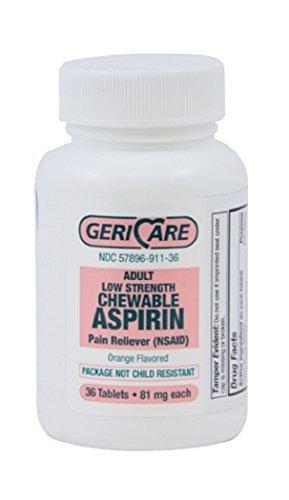 mckesson-brand-adult-aspirin-81-mg-chewable-tablets-orange-flavor-case-of-12-bottles-by-mckesson