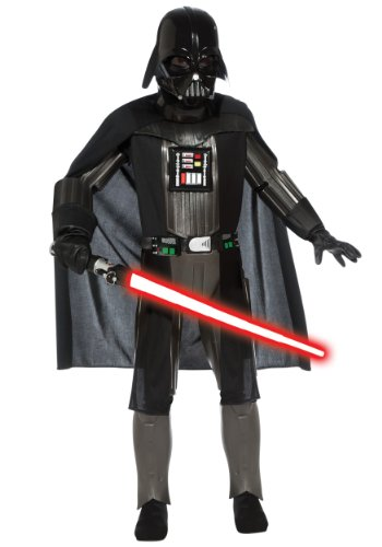 Star Wars, Deluxe Darth Vader Child's Costume