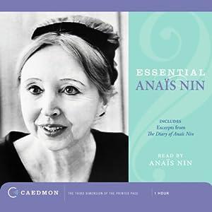 Essential Anais Nin   [Anais Nin]