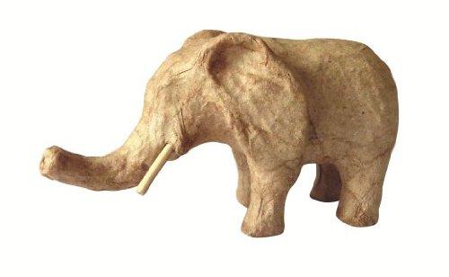 Elefante listo para decorar
