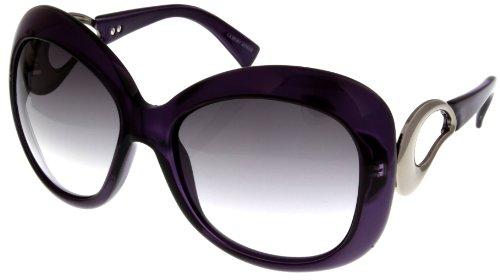 Giorgio Armani Sunglasses Women Ga650S Kde Violet Oversized