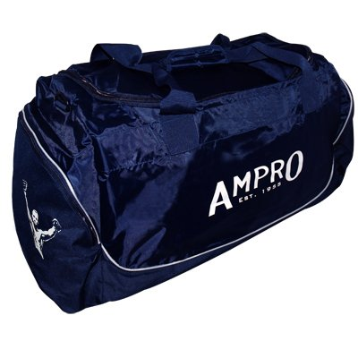 Ampro Jumbo Boxer Kit Bag - Navy