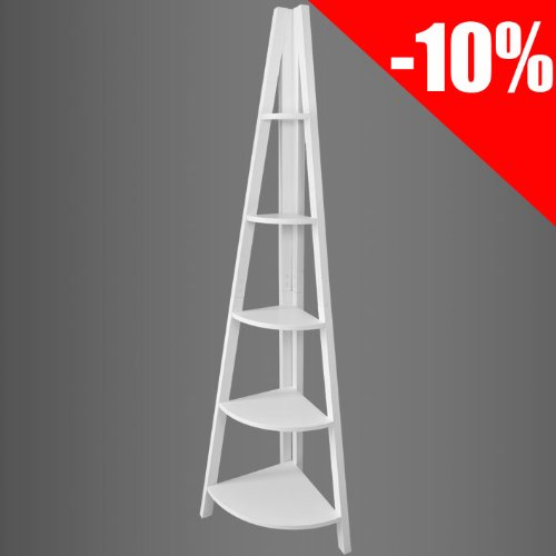Meuble d angle etagere pas cher for Cometagere angle baignoire