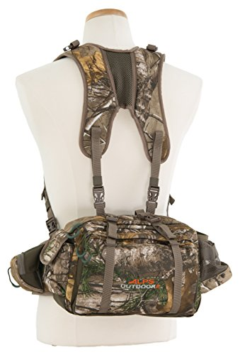 ALPS OutdoorZ Little Bear Hunting Fanny Pack with Harness-Realtree Xtra HD (Hunting Waist Pack compare prices)
