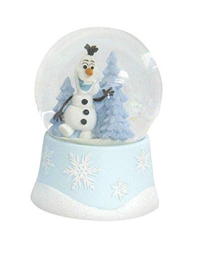 Disney Frozen Musical Waterglobe Snow Globe – Olaf