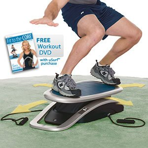 surf exercise machine