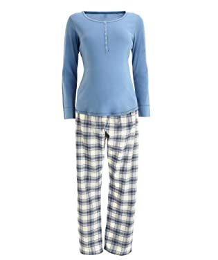 Maternity Check Pyjamas