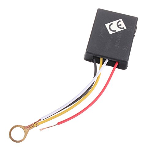 AUDEW 3 Way Touch Sensor Switch Control for Touch Lamp Desk Light Bulb Dimmer Repair (Lamp Touch Control Sensor compare prices)