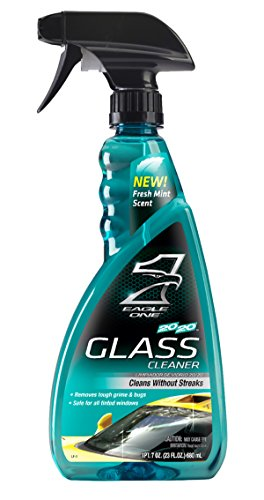 Eagle One 836607 Glass Cleaner, 23 fl. oz. (20/20) (Eagle One Car Care Products compare prices)