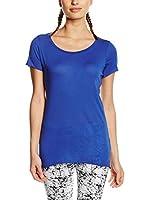 Dimensione Danza Camiseta Manga Corta (Azul Royal)