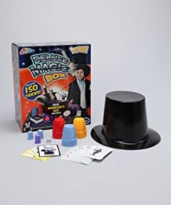 Deluxe Magic Set with Hat
