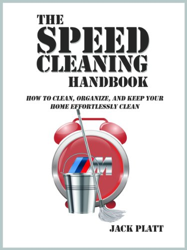 borrow the speed cleaning handbook how to clean organize and keep your home effortlessly. Black Bedroom Furniture Sets. Home Design Ideas