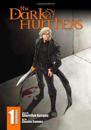 The Dark-Hunters, Vol. 1 (Dark-Hunter Manga, #1)