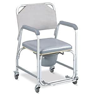Shower mode Chair With Wheels